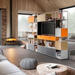 Modern Home Furniture Modular Storage Usm