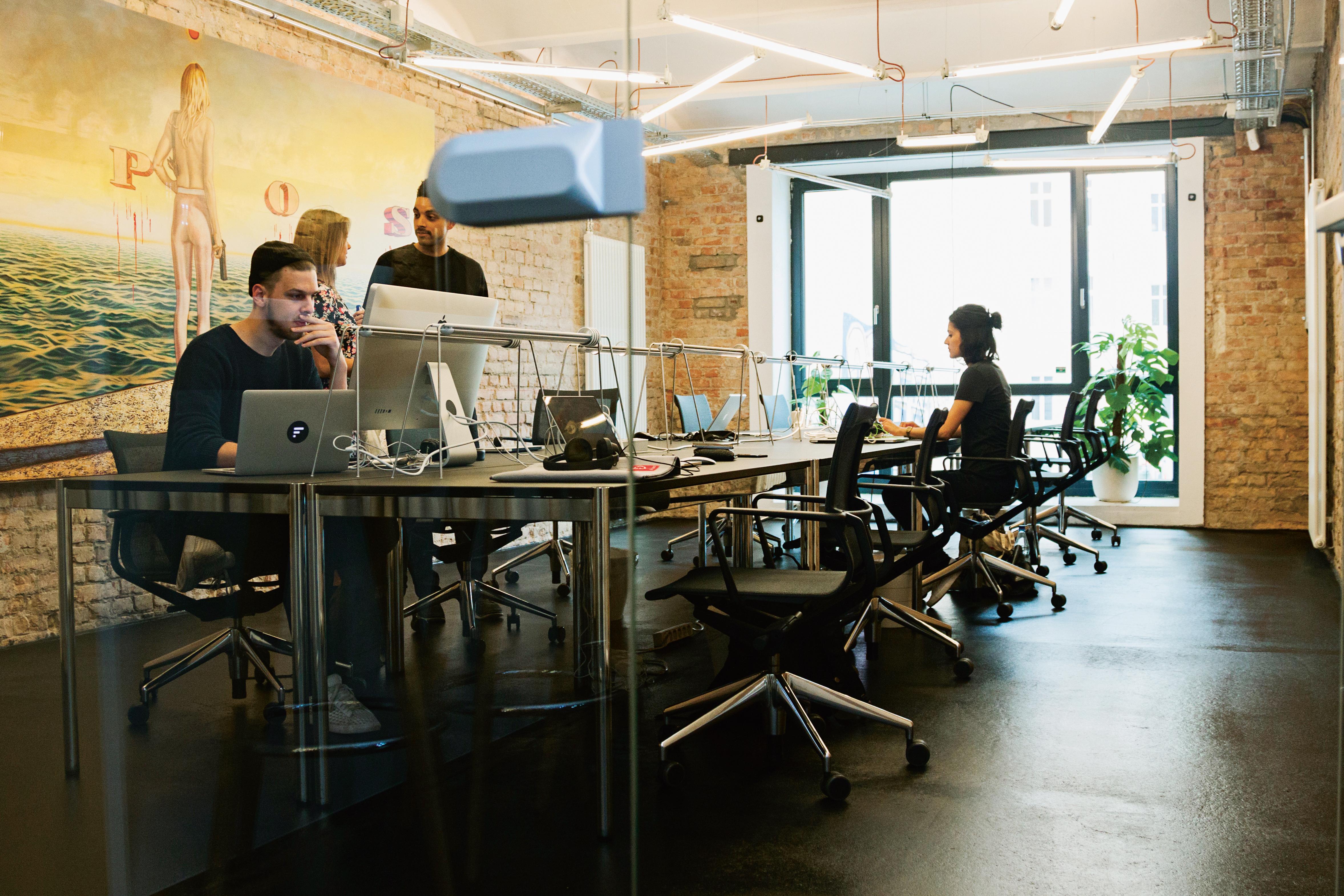 Les bureaux se font itinérants entreprises les plus de la
