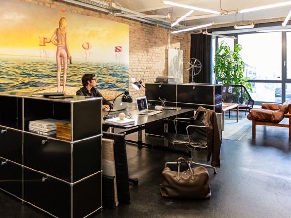 Scrivania Ufficio Ovvio : Produttività con postazioni su misura spazi commerciali usm