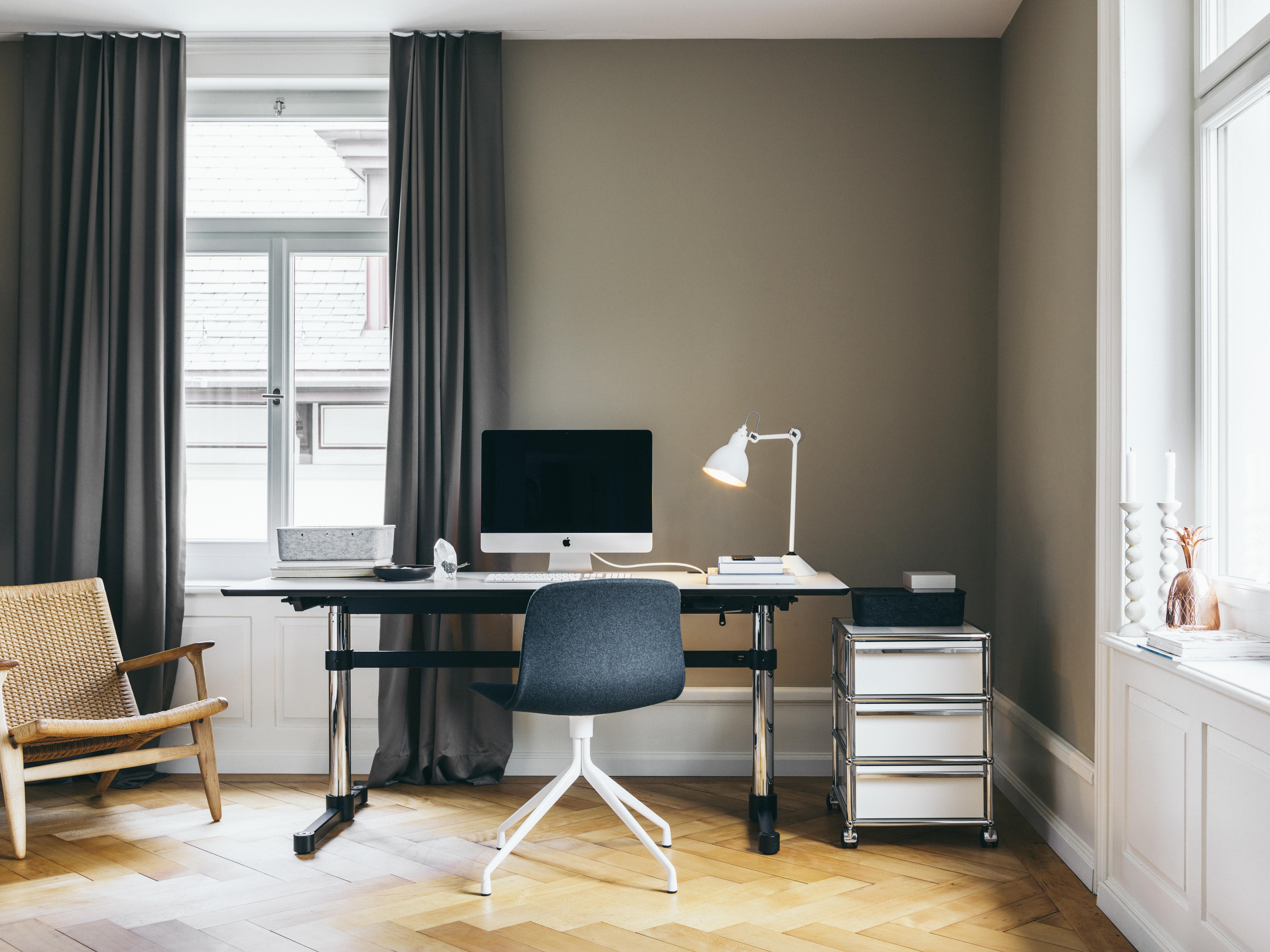 Bureaux emblématiques usm pour le bureau usm mobilier modulable