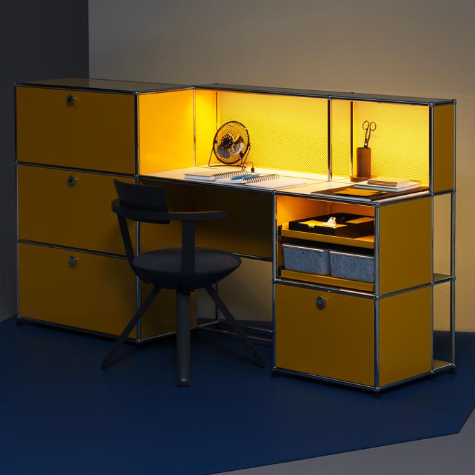 Usm un mobilier suisse pour la vie