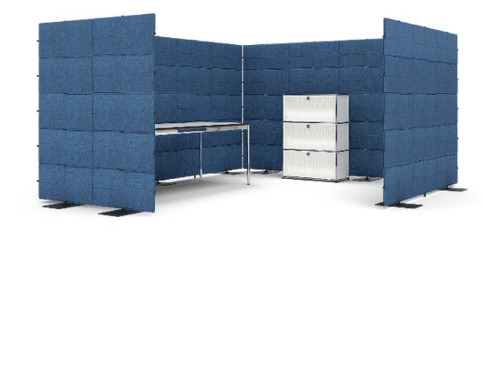 Usm pour le bureau usm mobilier modulable