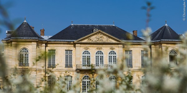 View of Rodin Museum