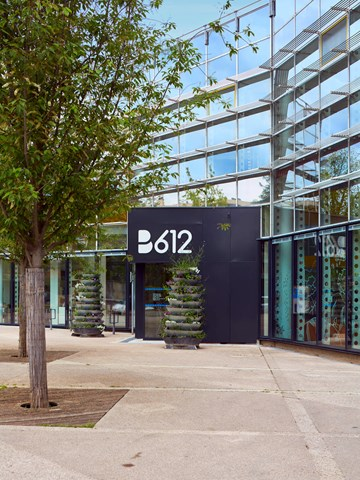 Entry to the B612 Library
