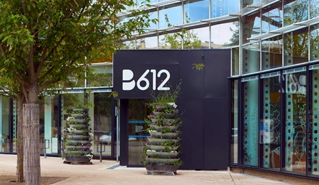 Library B612 of Saint-Genis-Laval