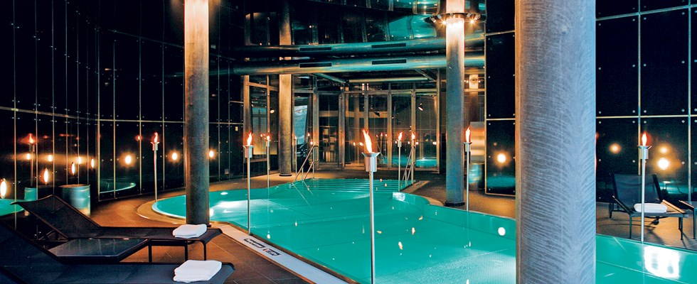 The Omnia pool
